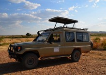5 Tage Safari- Höhepunkte im Norden Tansanias
