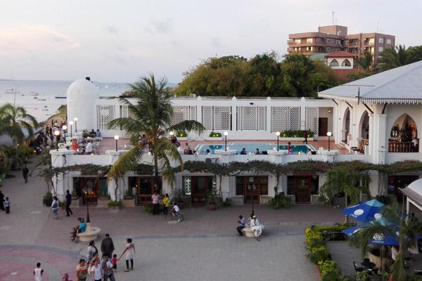 Daressalam Hotels