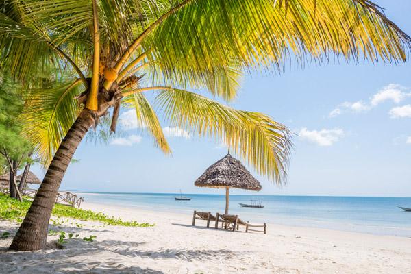 Mafia Island Hotels