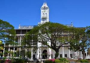 Sansibar mit Stone Town